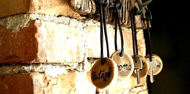 chiavi bageta